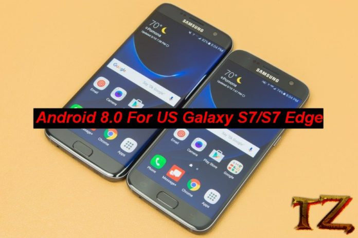 Android 8 firmware for S7/S7 Edge