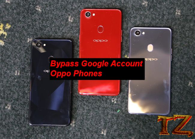 bypass Google Account on all Oppo phones in two seconds