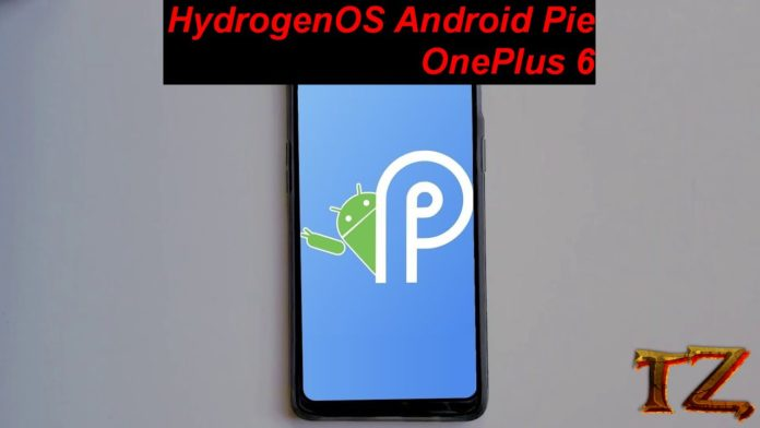 Android P public beta for OnePlus 6