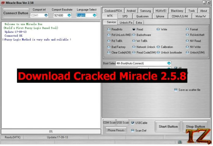 Miracle 2.5.8