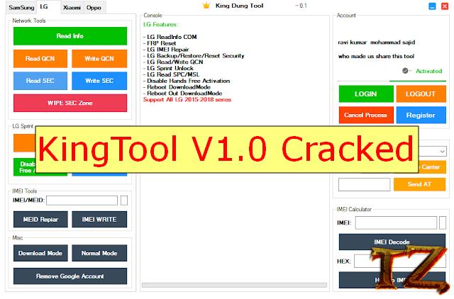 KingTools v1.0 cracked