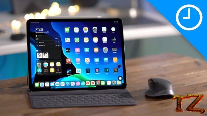 iPadOS 13 firmware download