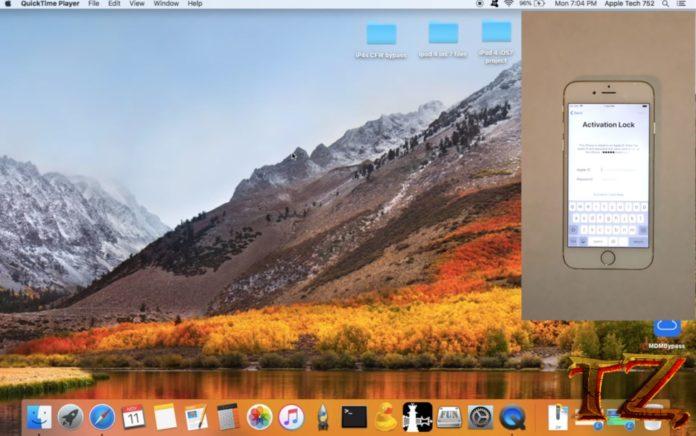 remove iCloud activation lock iOS 13