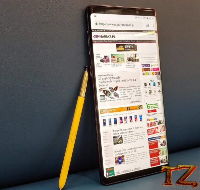 Android 10 for Galaxy Note 9
